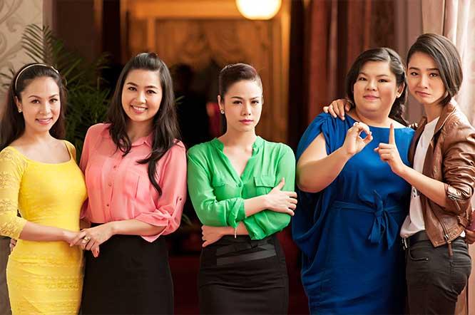 Phim độc thân tuổi 30 Việt Nam