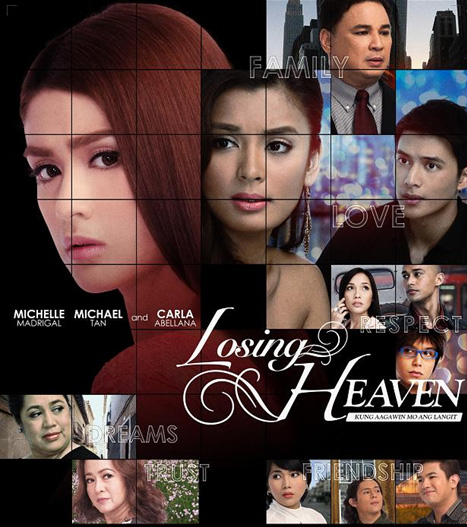 Losing Heaven 2012 movie poster